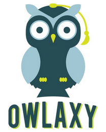mark for OWLAXY, trademark #85562830