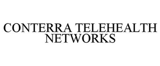 mark for CONTERRA TELEHEALTH NETWORKS, trademark #85562990