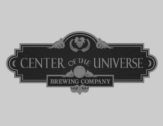 mark for CENTER OF THE UNIVERSE BREWING COMPANY, trademark #85563064