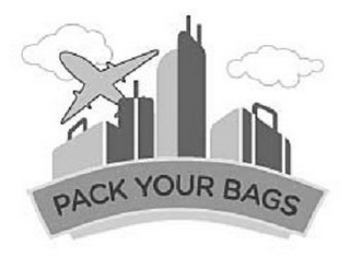mark for PACK YOUR BAGS, trademark #85563075