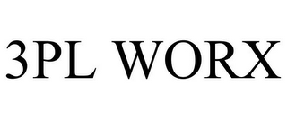 mark for 3PL WORX, trademark #85563155