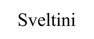 mark for SVELTINI, trademark #85563182