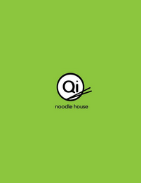 mark for QI NOODLE HOUSE, trademark #85563761