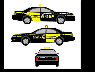 mark for CHECKER CAB PHILADELPHIA 215-GET-A-CAB 215-438-2222 WWW.CHECKERCABPHILLY.COM, trademark #85563923