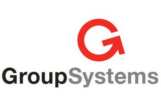 mark for G GROUPSYSTEMS, trademark #85563974