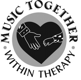 mark for MUSIC TOGETHER WITHIN THERAPY, trademark #85564059
