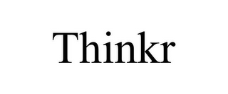 mark for THINKR, trademark #85564062