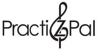 mark for PRACTIZPAL, trademark #85564257