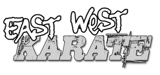 mark for EAST WEST KARATE, trademark #85564300