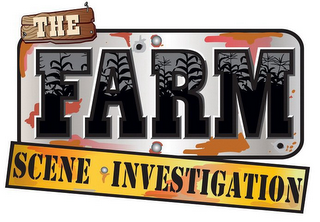 mark for THE FARM SCENE INVESTIGATION, trademark #85564596