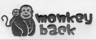 mark for MONKEY BACK, trademark #85564597