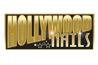 mark for HOLLYWOOD NAILS, trademark #85564813