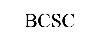 mark for BCSC, trademark #85564840