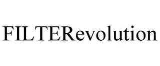 mark for FILTEREVOLUTION, trademark #85564849