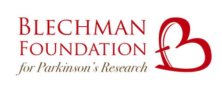 mark for BLECHMAN FOUNDATION FOR PARKINSON'S RESEARCH BF, trademark #85565010