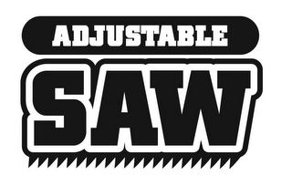 mark for ADJUSTABLE SAW, trademark #85565451