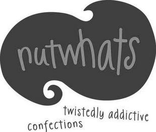 mark for NUTWHATS TWISTEDLY ADDICTIVE CONFECTIONS, trademark #85565495