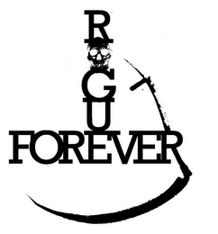 mark for FOREVER ROGUE, trademark #85565586
