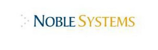 mark for NOBLE SYSTEMS, trademark #85565629
