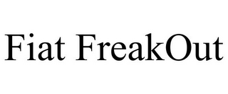 mark for FIAT FREAKOUT, trademark #85565634