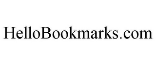 mark for HELLOBOOKMARKS.COM, trademark #85566086