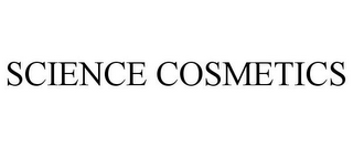 mark for SCIENCE COSMETICS, trademark #85566221