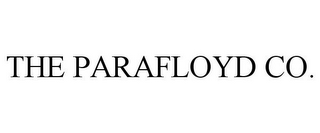 mark for THE PARAFLOYD CO., trademark #85566357