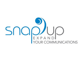 mark for SNAP' UP  E X P A N D  YOUR COMMUNICATIONS, trademark #85566435