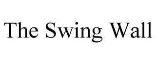 mark for THE SWING WALL, trademark #85566591