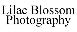 mark for LILAC BLOSSOM PHOTOGRAPHY, trademark #85566696