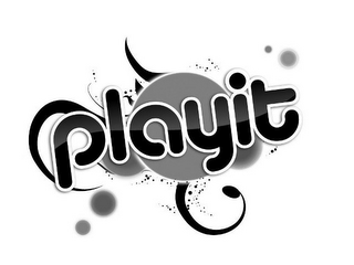 mark for PLAYIT, trademark #85566862