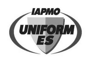 mark for IAPMO UNIFORM ES, trademark #85566870