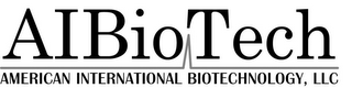 mark for AIBIOTECH AMERICAN INTERNATIONAL BIOTECHNOLOGY, LLC, trademark #85567230