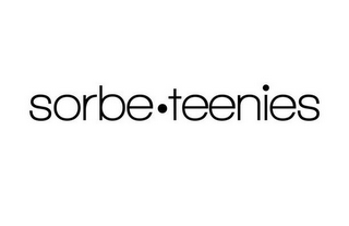 mark for SORBE · TEENIES, trademark #85567272