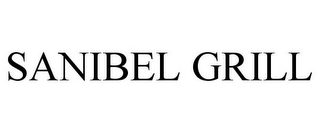 mark for SANIBEL GRILL, trademark #85567336