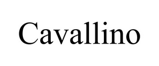 mark for CAVALLINO, trademark #85567831