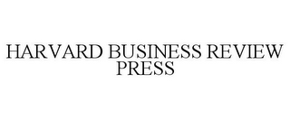 mark for HARVARD BUSINESS REVIEW PRESS, trademark #85567911
