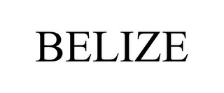 mark for BELIZE, trademark #85568057