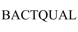 mark for BACTQUAL, trademark #85568098