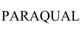 mark for PARAQUAL, trademark #85568100