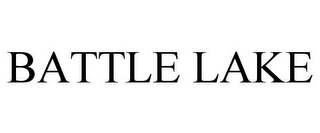 mark for BATTLE LAKE, trademark #85568245