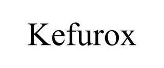 mark for KEFUROX, trademark #85568288