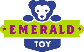 mark for EMERALD TOY, trademark #85568320