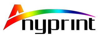 mark for ANYPRINT, trademark #85568472