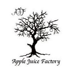 mark for APPLE JUICE FACTORY AJF, trademark #85568487