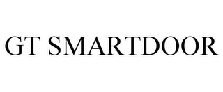 mark for GT SMARTDOOR, trademark #85568518