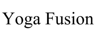mark for YOGA FUSION, trademark #85568557