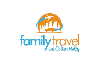 mark for FAMILY TRAVEL WITH COLLEEN KELLY, trademark #85569283