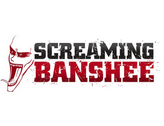 mark for SCREAMING BANSHEE, trademark #85569616