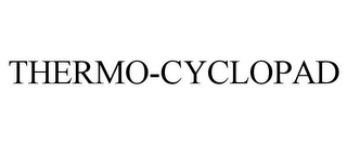 mark for THERMO-CYCLOPAD, trademark #85569632